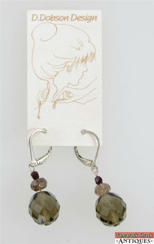 NOS-Ruby-Smokey-Quartz-Czech-Crystal-Necklace-Earring-Set-Pewter-Clasps-291031527530-2.jpg