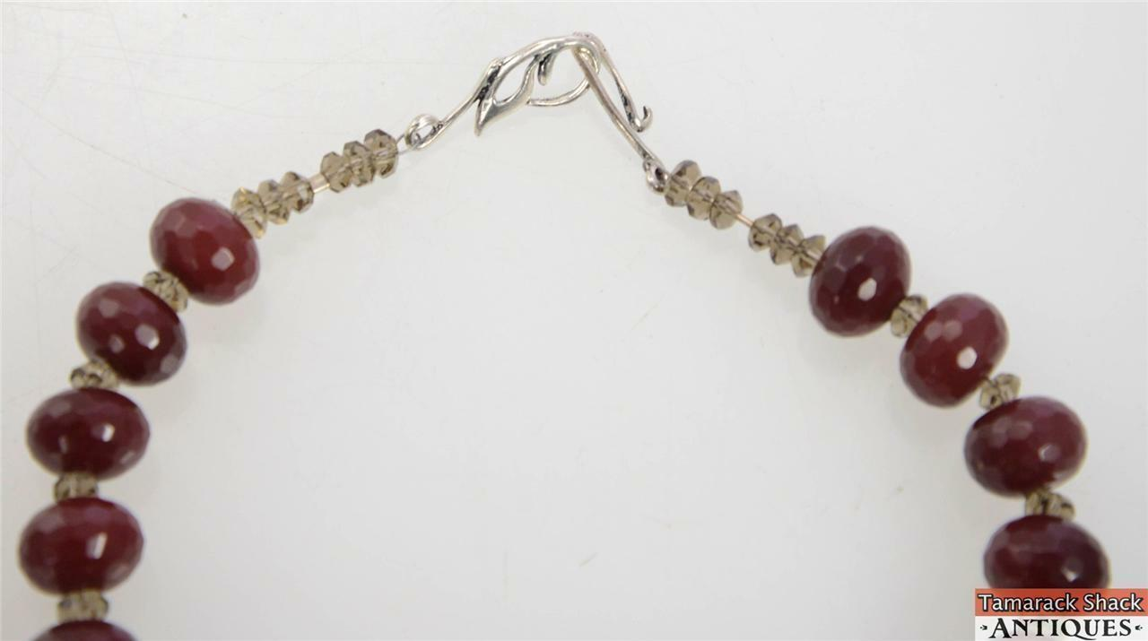 NOS-Ruby-Smokey-Quartz-Czech-Crystal-Necklace-Earring-Set-Pewter-Clasps-291031527530-5.jpg