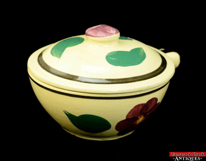Watt-Pottery-Yellow-Ware-Individual-Covered-Stick-Casserole-Lid-Rio-Rose-VTG-L5Y-361680195750-3.jpg