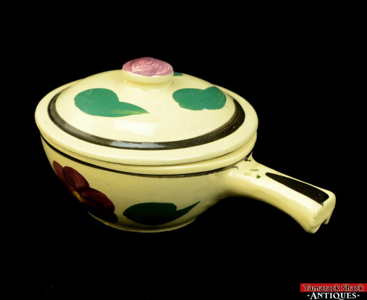 Watt-Pottery-Yellow-Ware-Individual-Covered-Stick-Casserole-Lid-Rio-Rose-VTG-L5Y-361680195750-5.jpg