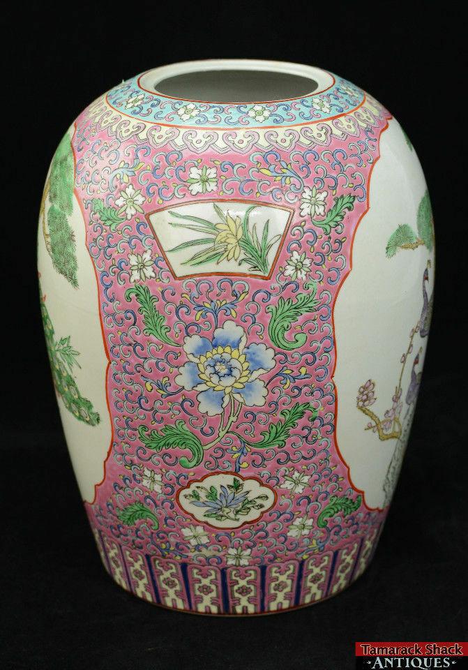 Large-12-14-Chinese-Da-Qing-Qianlong-Nian-Zhi-Jar-Vase-Vessel-Peacock-Bird-361401687071-2.jpg