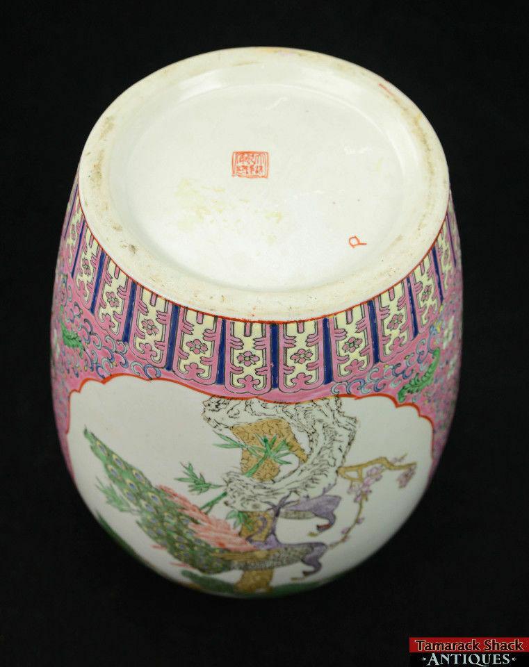 Large-12-14-Chinese-Da-Qing-Qianlong-Nian-Zhi-Jar-Vase-Vessel-Peacock-Bird-361401687071-4.jpg