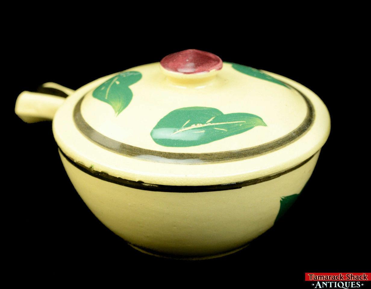 Watt-Pottery-Yellow-Ware-Individual-Covered-Stick-Casserole-Lid-Rio-Rose-VTG-L5Y-361680190681-2.jpg