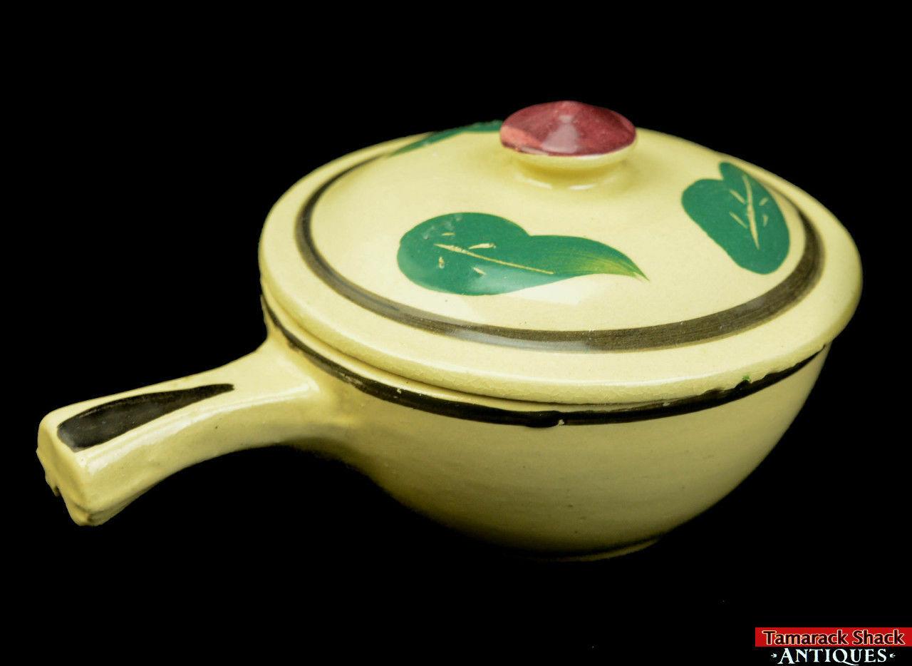 Watt-Pottery-Yellow-Ware-Individual-Covered-Stick-Casserole-Lid-Rio-Rose-VTG-L5Y-361680190681-3.jpg