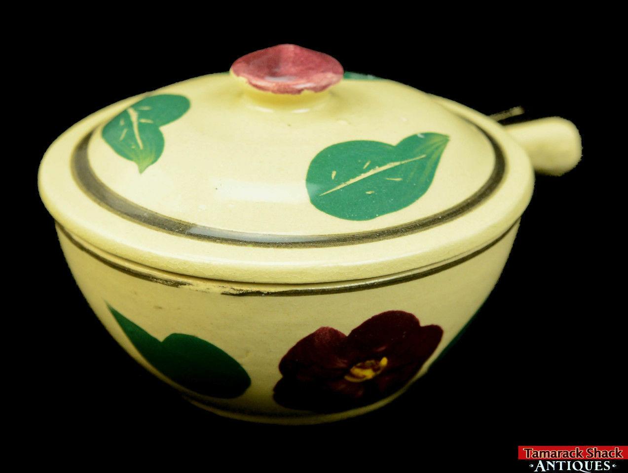 Watt-Pottery-Yellow-Ware-Individual-Covered-Stick-Casserole-Lid-Rio-Rose-VTG-L5Y-361680190681-4.jpg