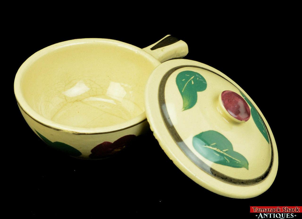 Watt-Pottery-Yellow-Ware-Individual-Covered-Stick-Casserole-Lid-Rio-Rose-VTG-L5Y-361680190681-6.jpg