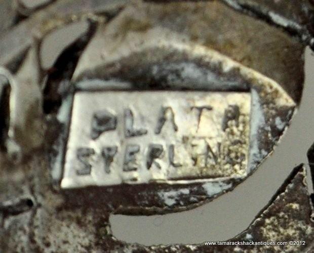 Vintage-Plata-Sterling-Silver-Flower-Design-Brooch-Latin-America-Green-Stones-360558581732-3.jpg