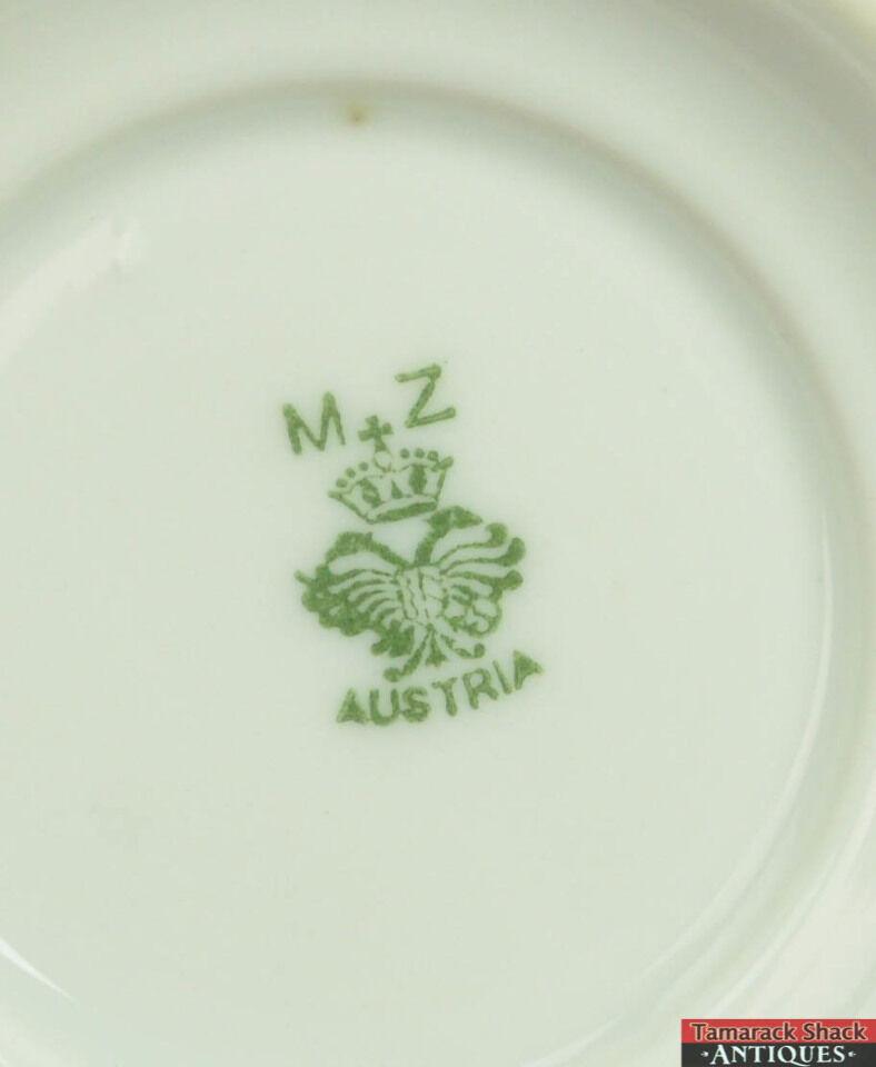 Mz Austria China Bowl Related Keywords Suggestions Mz Austria