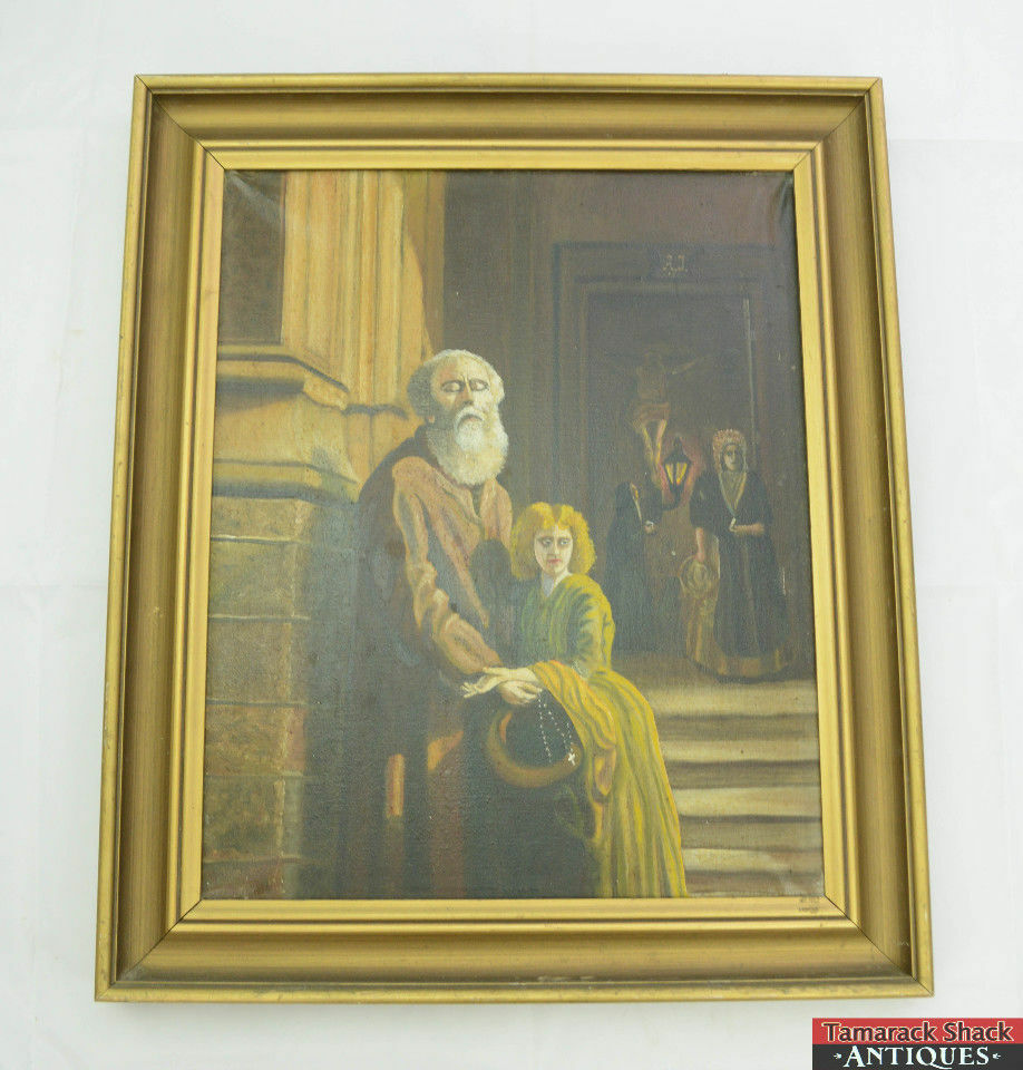 Original-Oil-Painting-1954-Date-Blind-Beggar-Man-Rosary-Sick-Child-Church-Signed-361317568454.jpg