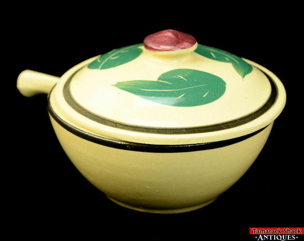 Watt-Pottery-Yellow-Ware-Individual-Covered-Stick-Casserole-Lid-Rio-Rose-VTG-L5Y-291840827404-2.jpg