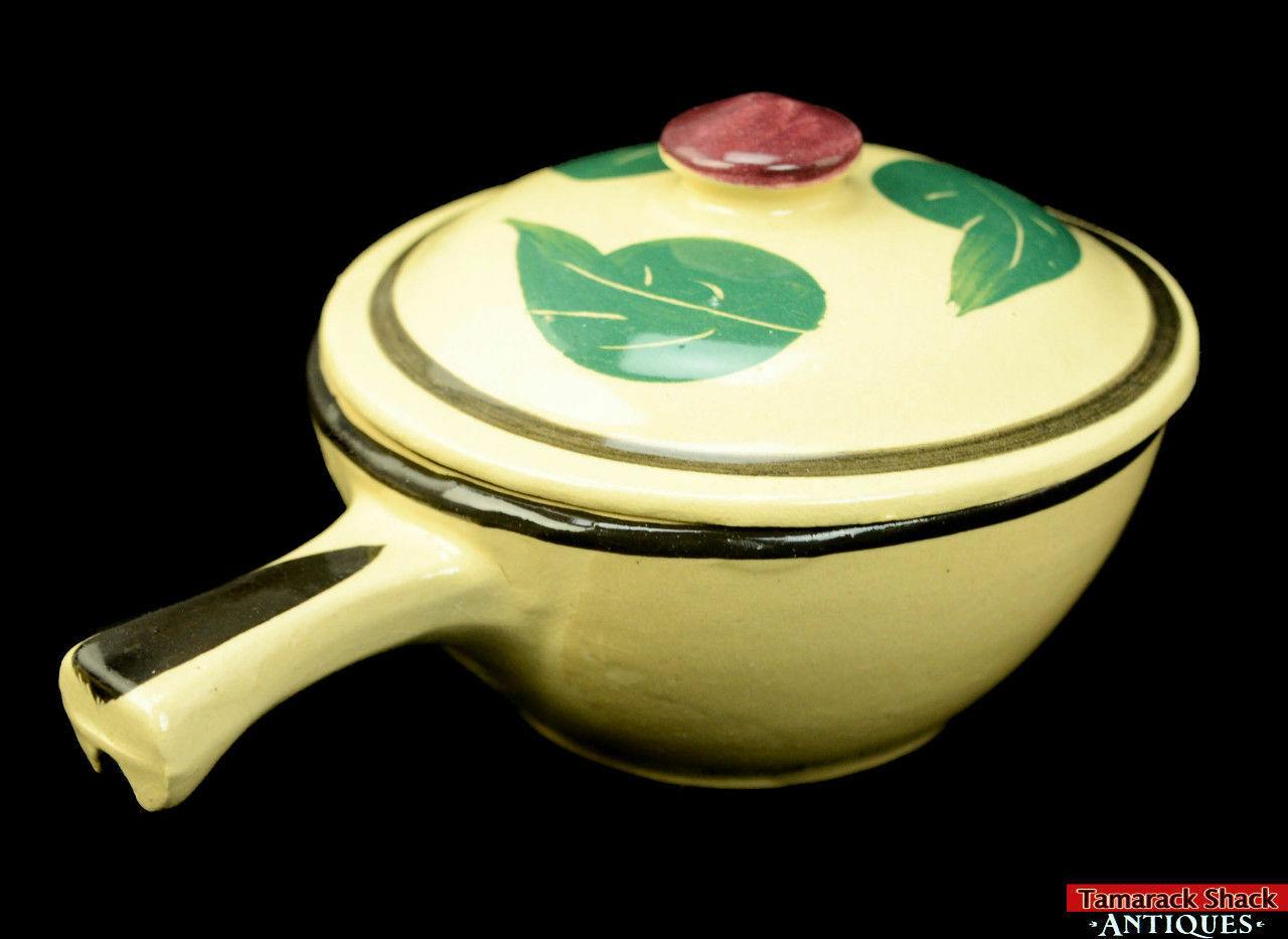 Watt-Pottery-Yellow-Ware-Individual-Covered-Stick-Casserole-Lid-Rio-Rose-VTG-L5Y-291840827404-3.jpg