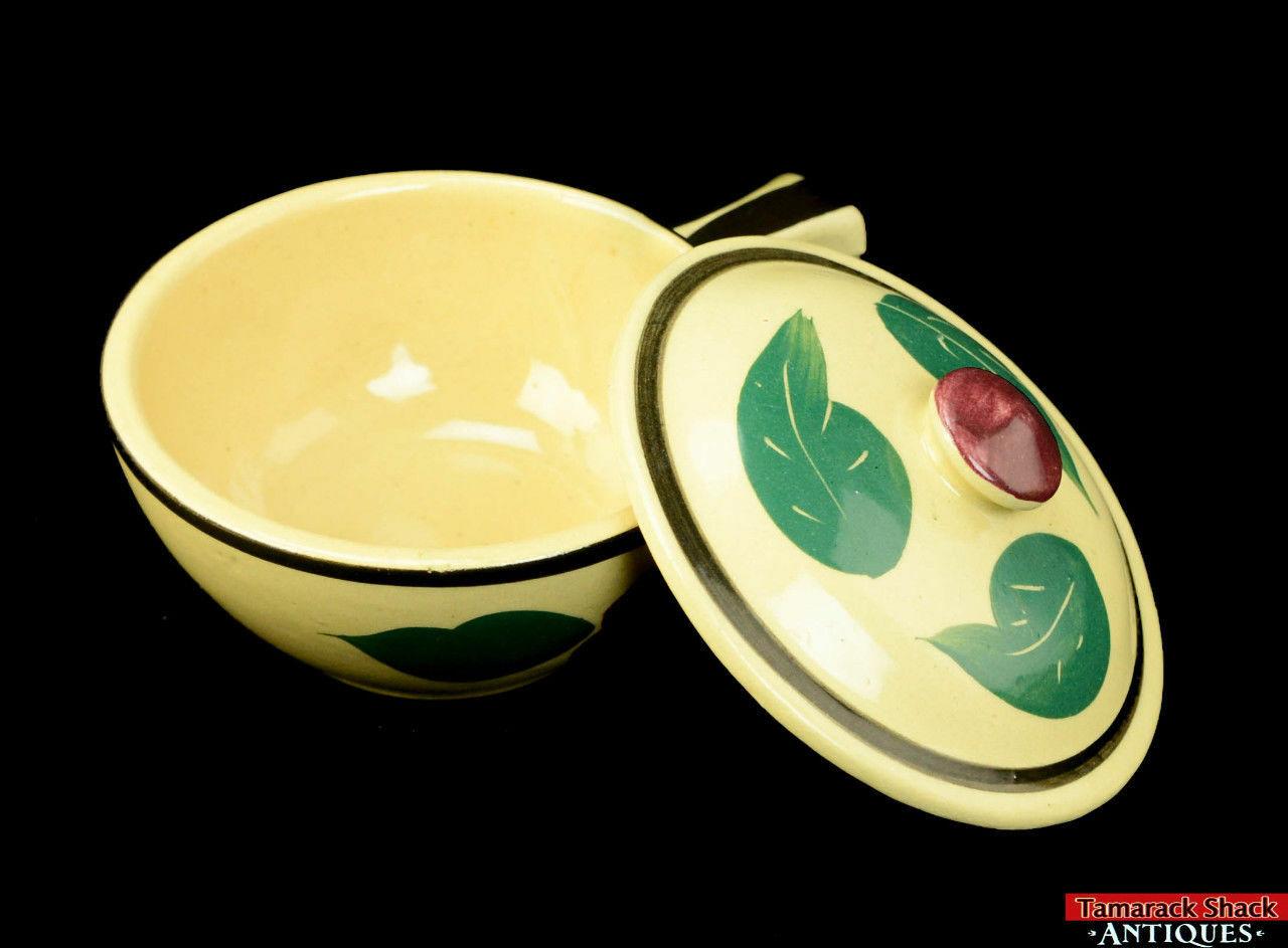 Watt-Pottery-Yellow-Ware-Individual-Covered-Stick-Casserole-Lid-Rio-Rose-VTG-L5Y-291840827404-5.jpg