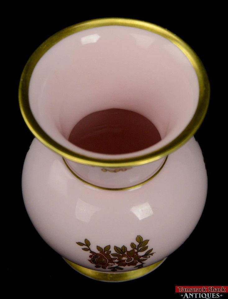 Volkstedt-Rudolstadt-Beyer-Bock-Germany-Porcelain-Vase-Pink-Gold-Floral-Bands-361427663645-3.jpg