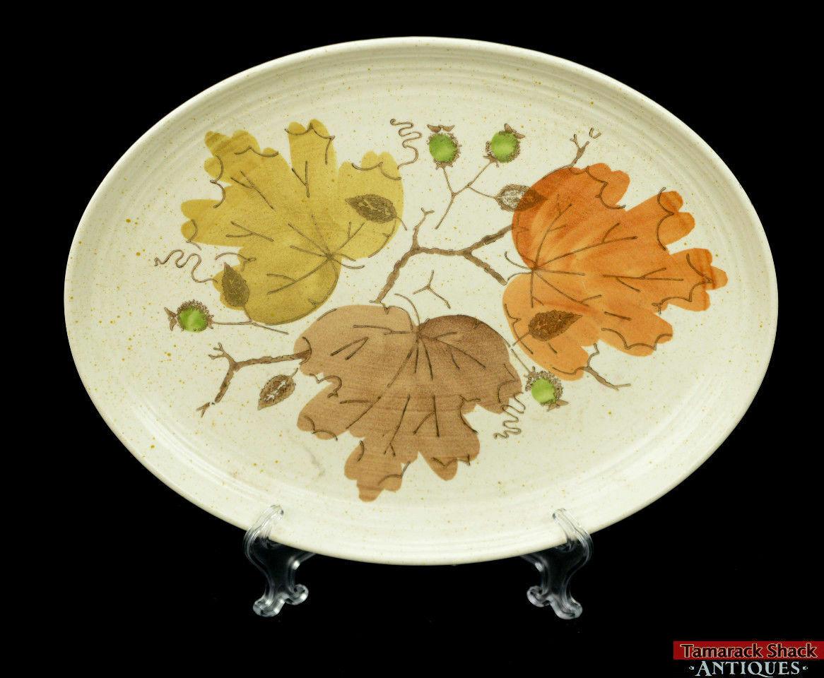 VTG-6-pc-Metlox-Poppytrail-Woodland-Gold-Pitcher-Vegetable-Bowl-Serving-Platter-291536637106-3.jpg