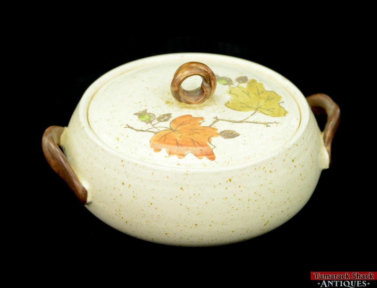 VTG-6-pc-Metlox-Poppytrail-Woodland-Gold-Pitcher-Vegetable-Bowl-Serving-Platter-291536637106-6.jpg