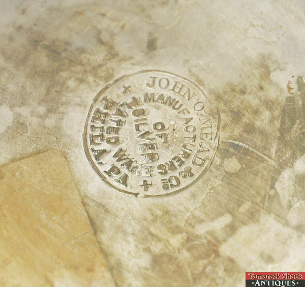 Antique-4pc-John-O-Mead-Engraved-Silver-Plate-Creamer-Sugar-Two-Tea-Pots-L3X-361468673967-10.jpg