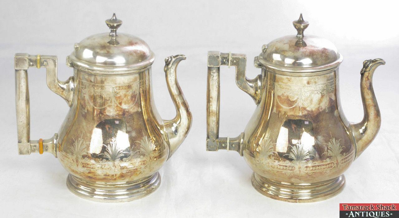 Antique-4pc-John-O-Mead-Engraved-Silver-Plate-Creamer-Sugar-Two-Tea-Pots-L3X-361468673967-3.jpg